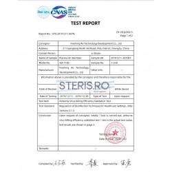 Sterilizator de aer cu plasmă, impotriva H1N1, SARS, COVID-19