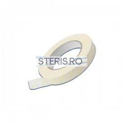 Banda indicatoare chimic sterilizare autoclav 19mm x 50m – rolă
