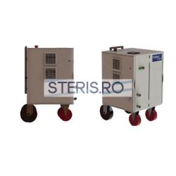 TRIO3-CLEAN Sistem UV pentru dezinfectia stadioanelor, spatiilor mari