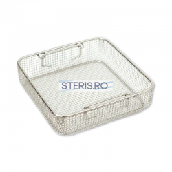 Cos sterilizare 1/2 (255 x 245 x 100 mm) Uzman