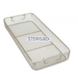 Cos sterilizare 1/1 (485 x 255 x 30 mm) Uzman