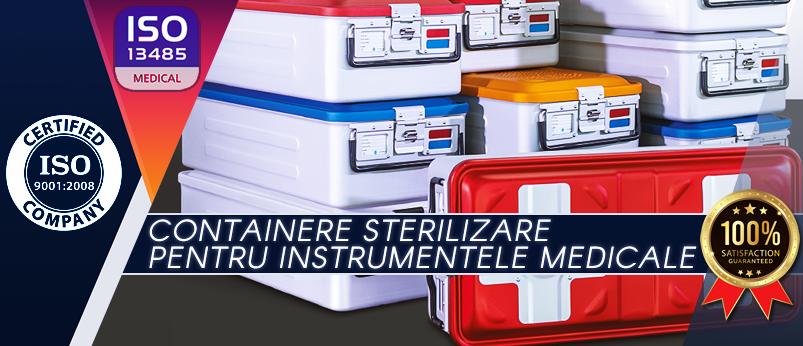 Containere Sterilizare Steris.ro